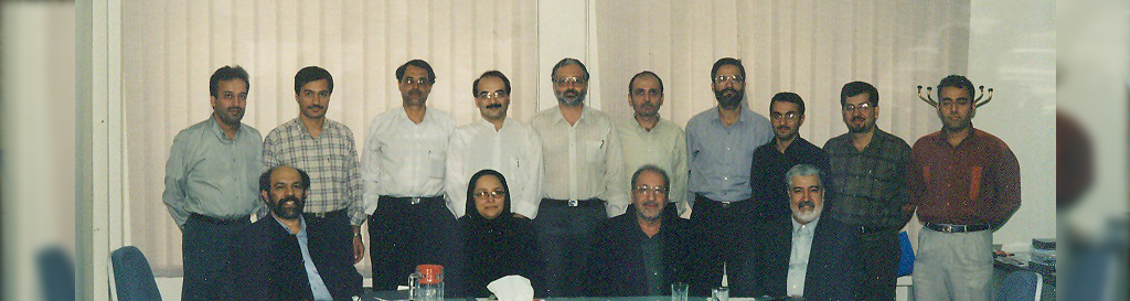 Faculty Members of BME Department, Conference Room, October 2002